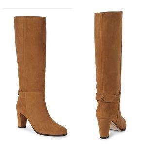 Alexandre Birman Rachel Suede Boots size 8